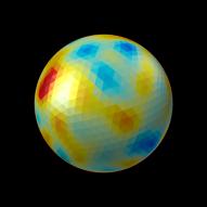 ico4, radius = 100 mm, FWHM = 21 mm