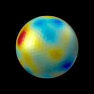 ico4, radius = 100 mm, FWHM = 28 mm